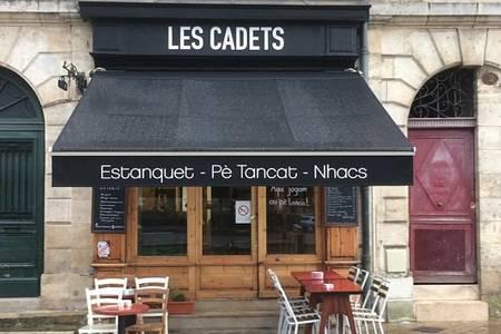 Les Cadets, Bar Bordeaux Capucins-Victoire #0