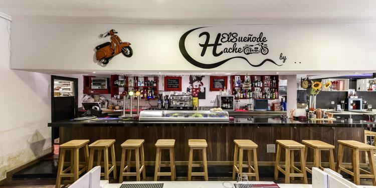 El sueño de Hache, Bar Madrid Chamberí #0