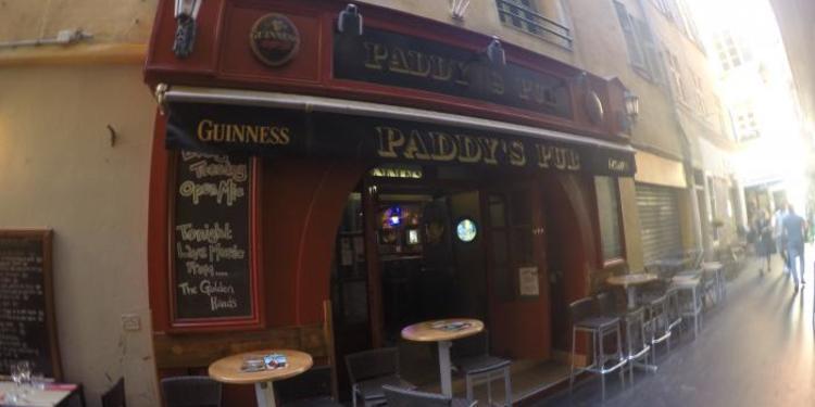 Le Paddy's Pub, Bar Nice Vieille Ville  #0