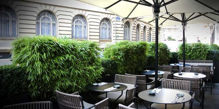 Le Zo, Restaurant Paris Concorde #0