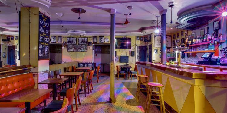 Le Ménil, Bar Paris Belleville #0