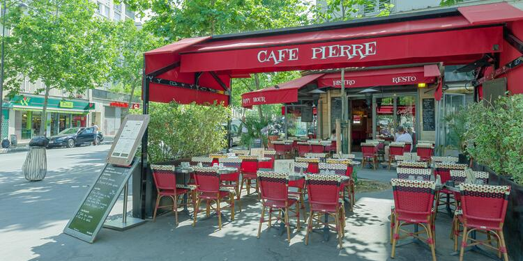 Le Café Pierre, Bar Paris Nation #0