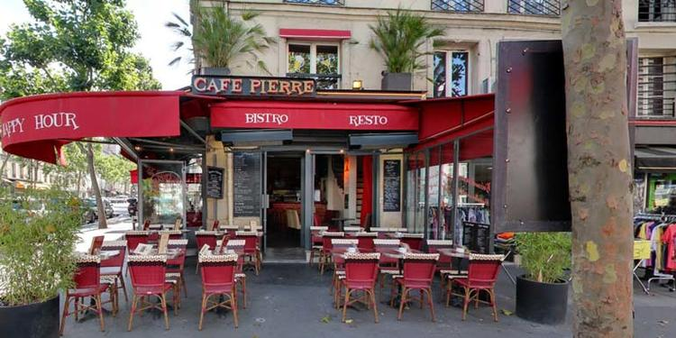 Le Café Pierre, Bar Paris Bastille #0