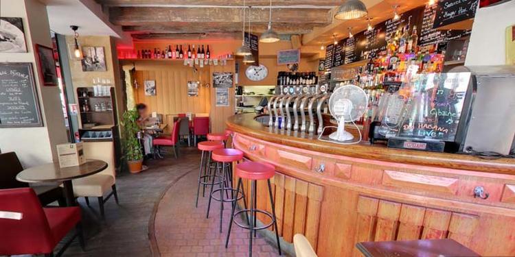 Le Café Pierre, Bar Paris Bastille #0
