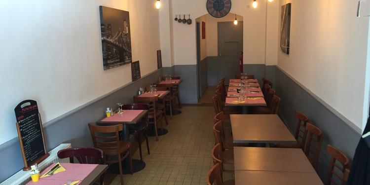 Loulou Bar - Café de la Poste, Bar Paris Pte Saint-Denis #0