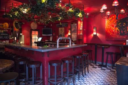 El Abanico, Bar Toulouse Carmes #0