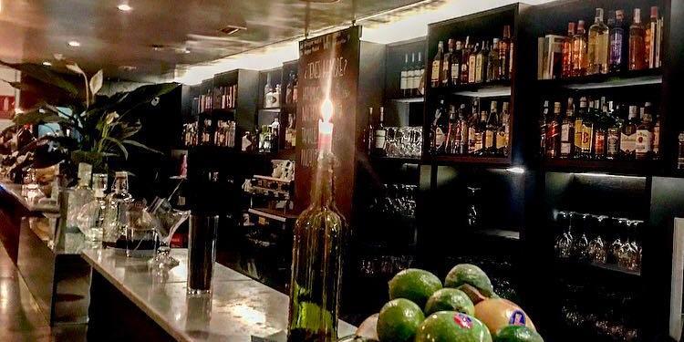 Hopper, Bar Madrid La Latina #3