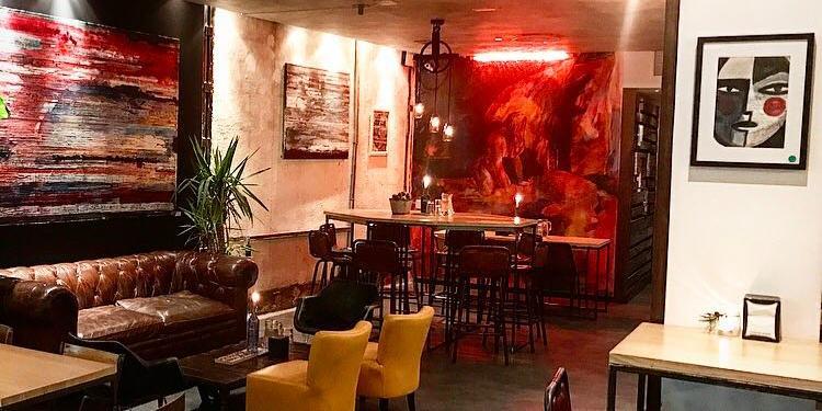 Hopper, Bar Madrid La Latina #1