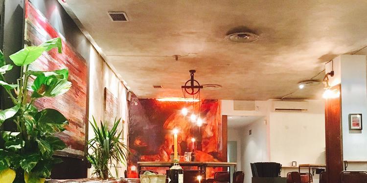 Hopper, Bar Madrid La Latina #0