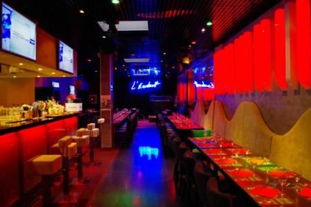 L'Endroit Resto Club, Bar Marseille Les Accates #0