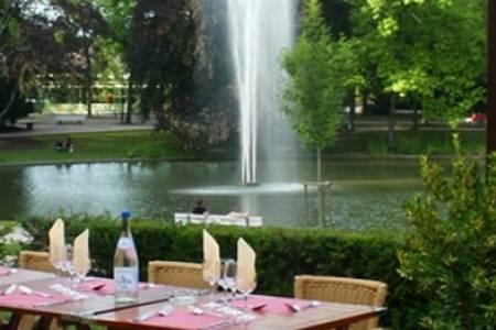 Le Jardin de l'Orangerie, Bar Strasbourg Orangerie #0