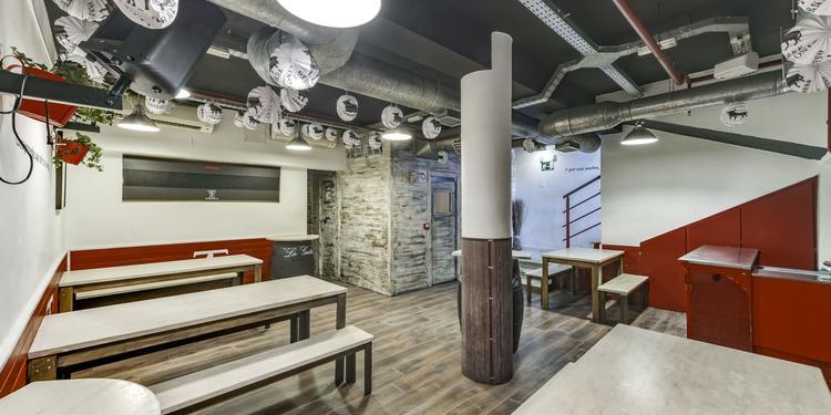 Entreamigos, Bar Madrid Salamanca #0