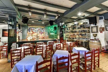 La Taberna de Mister Pinkleton, Restaurante Madrid Centro #0