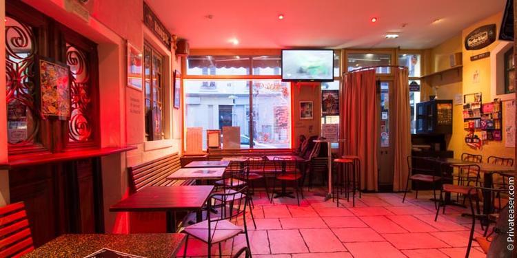 Le Troll Café, Bar Paris Bastille #2