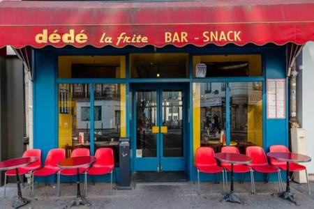 Dédé La Frite, Bar Paris Grands Boulevards #0