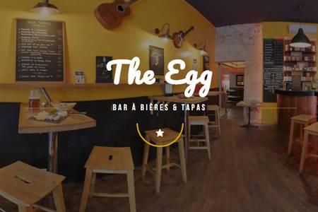 The Egg, Bar Montpellier Centre historique #0