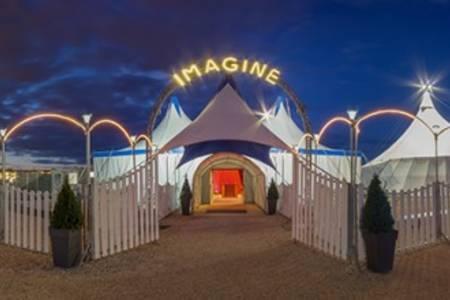 Cirque Imagine, Salle de location Vaulx-en-Velin  #0