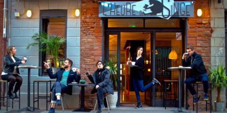 L'Heure du singe, Bar Toulouse St-Aubin-Dupuy #0
