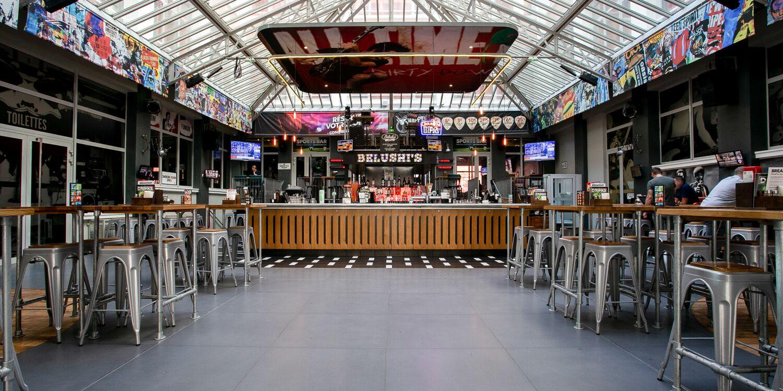 Le Belushi's Gare du Nord