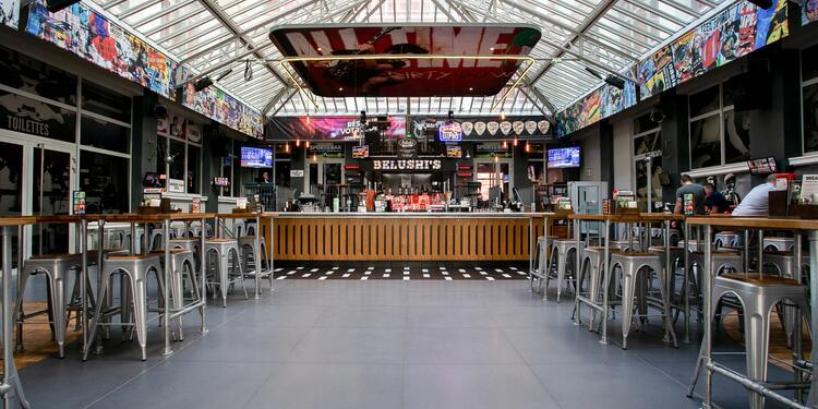 Le Belushi's Gare du Nord, Bar Paris Gare du Nord #0