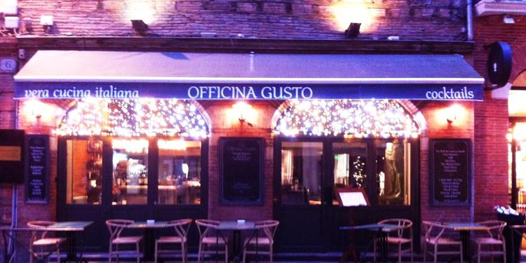 Officina Gusto, Bar Toulouse Saint Etienne #0