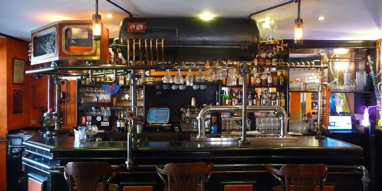La Mécanique des fluides (Toulouse), Bar Toulouse St-Aubin-Dupuy #0