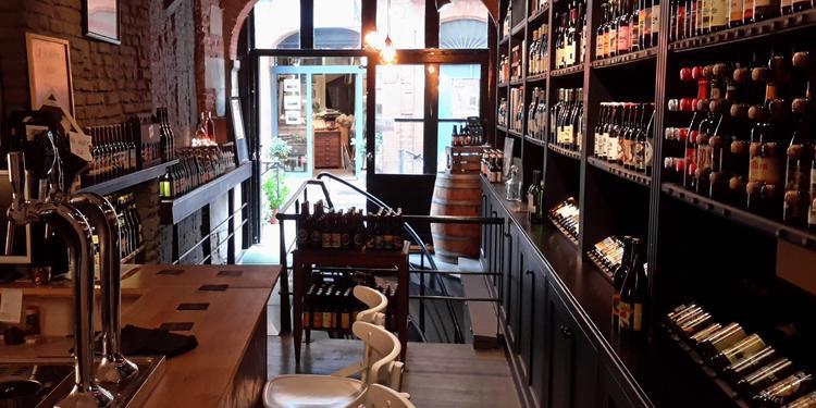 Le Salmanazar, Bar Toulouse Carmes #0