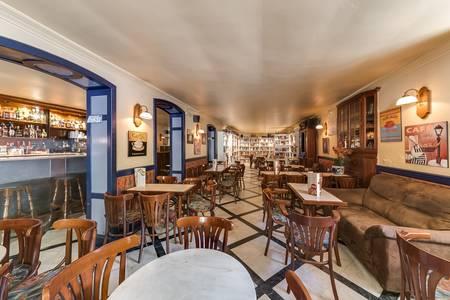 Café del Monaguillo, Bar Madrid La Latina #0