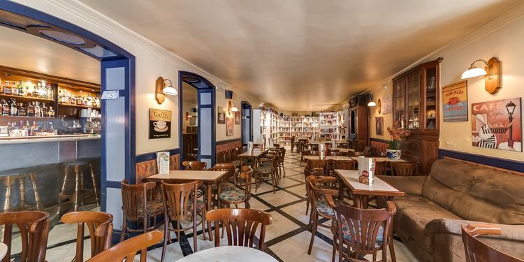 Café del Monaguillo, Espacio Madrid La Latina #0
