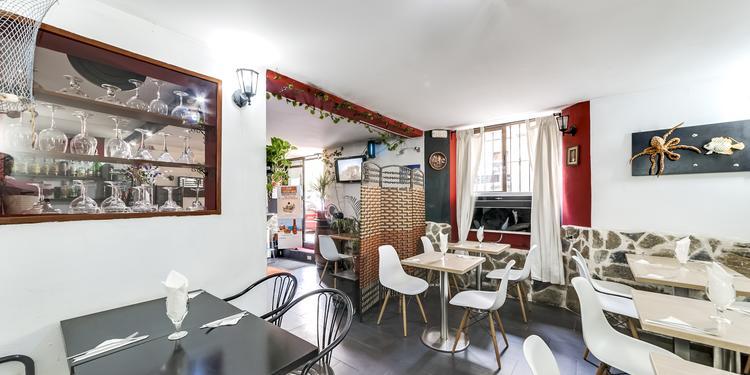 La Choza Náutica, Restaurante Madrid La Latina #1