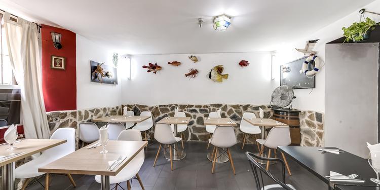 La Choza Náutica, Restaurante Madrid La Latina #3
