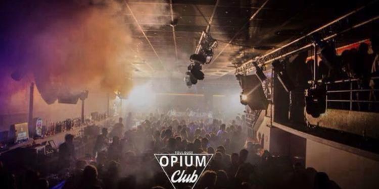 Opium Club, Bar Toulouse Jean Jaures #0