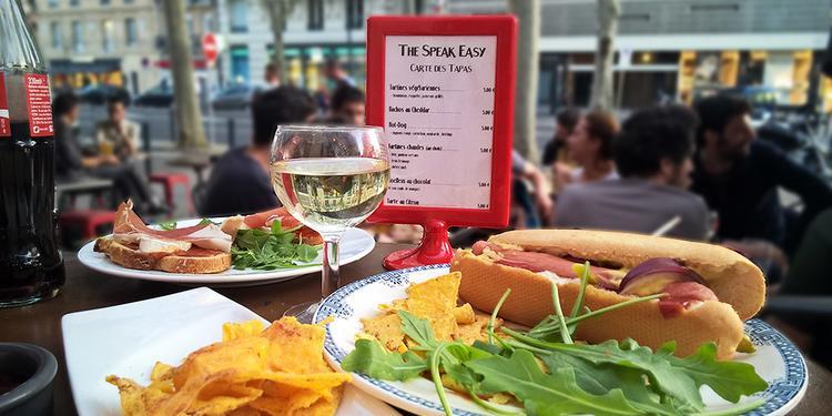 The Speak Easy, Bar Toulouse St-Aubin-Dupuy #0