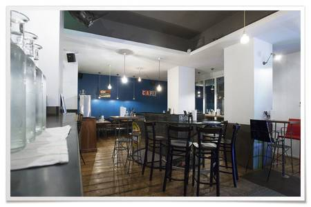 L'Atelier de l'Echarpe, Bar Toulouse Esquirol #0