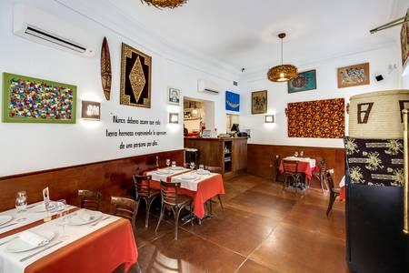 ElMandela, Restaurante Madrid Ópera #0