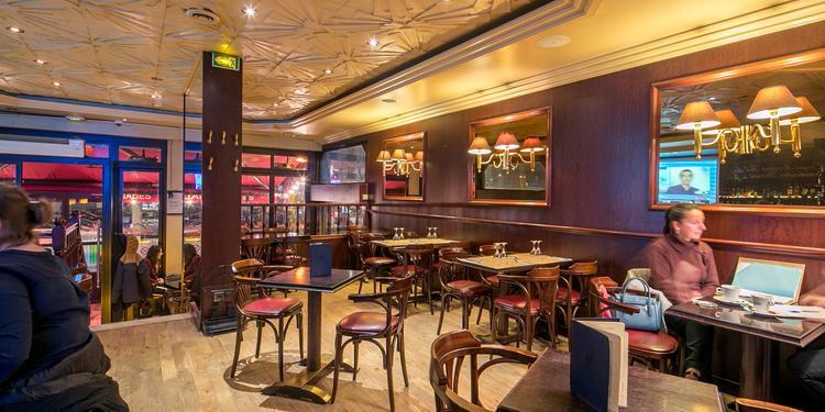Le Maine Café, Bar Paris Montparnasse  #0