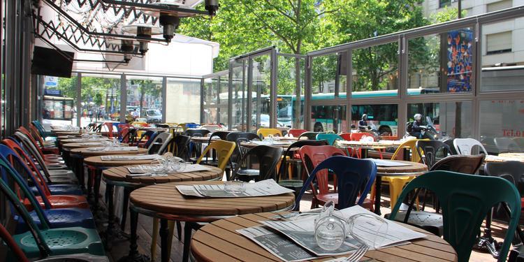 Le Dream Café - Montparnasse, Bar Paris Montparnasse #3