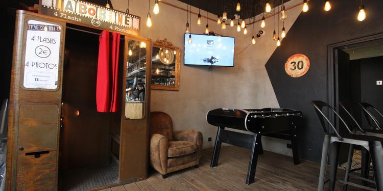 Le Dream Café - Montparnasse, Bar Paris Montparnasse #10