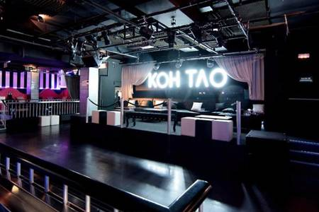 Koh Tao, Sala de alquiler Madrid Chamartín #0