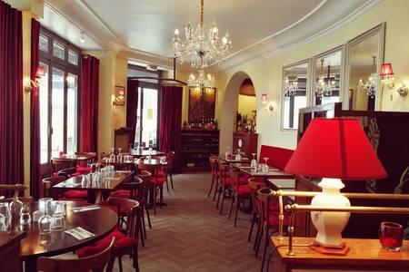 Le Granite, Restaurant Paris  #0