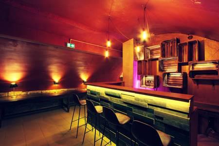 Le Paris clandestin, Salle de location Paris Marais #0