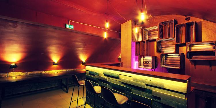 Le Paris clandestin, Salle de location Paris Marais #0