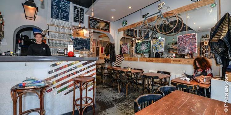 Le Verre Taquin, Bar Paris Colonel Fabien #1
