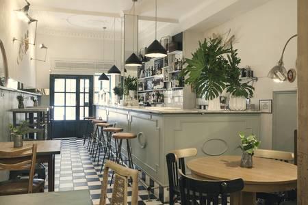 La Carbonera, Restaurante Madrid Conde Duque #0