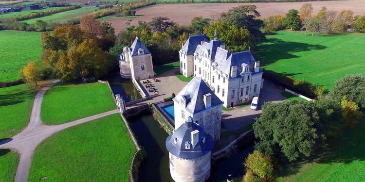 Château de Vair, Salle de location Anetz  #0