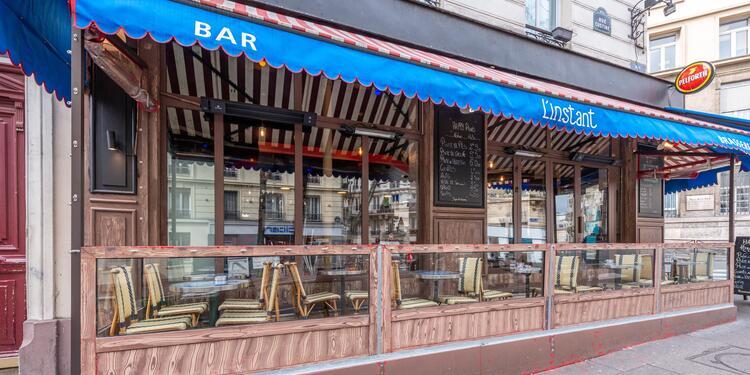 L'instant, Bar Paris Montmartre #0