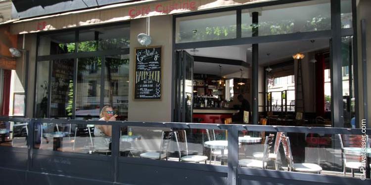 Le Café Custine, Bar Paris Montmartre #0