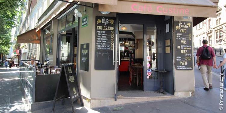 Le Café Custine, Bar Paris Montmartre #2