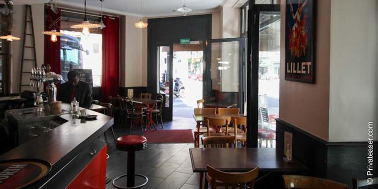 Le Café Custine, Bar Paris Montmartre #4