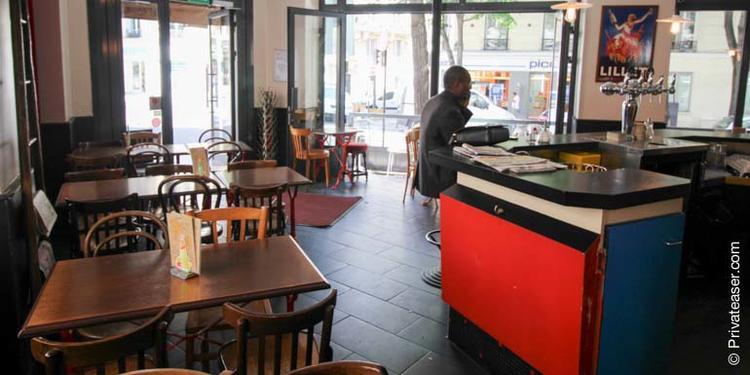 Le Café Custine, Bar Paris Montmartre #5